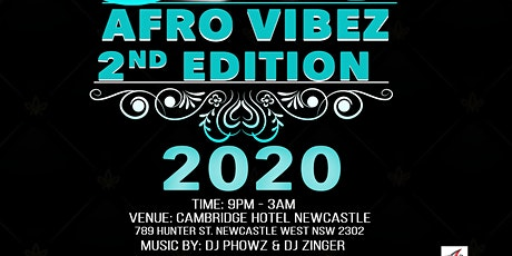 Afro Vybez 2nd Edition tickets