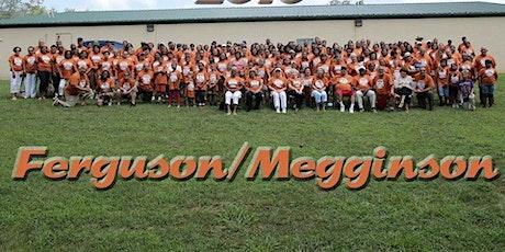 2020 Ferguson - Megginson Reunion tickets