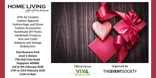 Gift of Love Bazaar at Viva Business Park