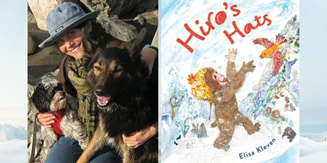 Special Event for Kids: Elisa Kleven - Hiro's Hats tickets