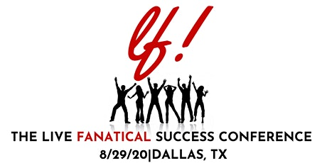 Live Fanatical Success Conference tickets