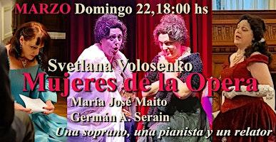 Mujeres de la Opera - Galalirica