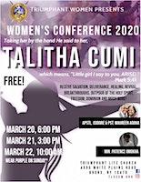 TALITHA CUMI: WOMAN ARISE! 2020