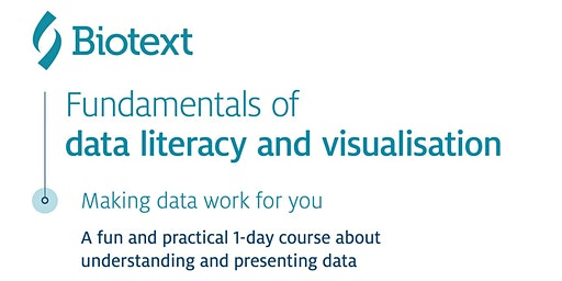 Fundamentals of data literacy and visualisation