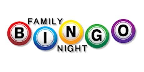 Bishop Eden's Primary School - Family Bingo Night tickets