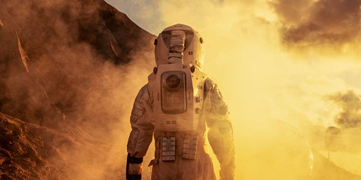 City of Science: First Teens on Mars