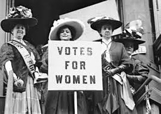 """Valiant Women of the Vote,"" join us for a Lunch & Learn at the Propylaeum tickets"