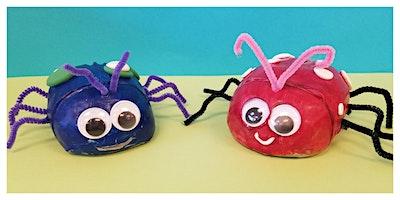 Doodlebugs & Flutterbys Summer Camp (4-9 Years)
