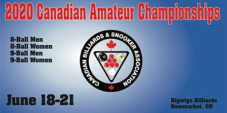 2020 Canadian Amateur Championships tickets