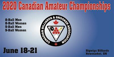2020 Canadian Amateur Championships