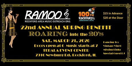 22nd Annual Spring Benefit tickets