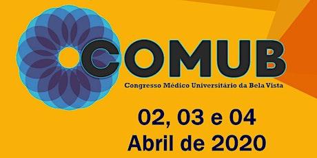 II Congresso Médico Universitário da Bela Vista (C tickets