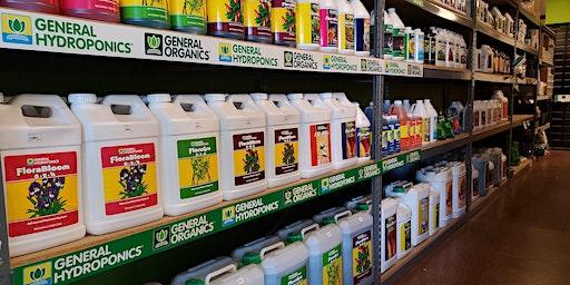 Oak Hills Garden Supply Grand Opening Event