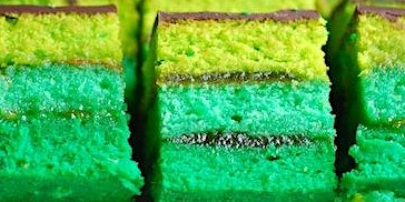 St.Patrick's Day- Rainbow Cookie Class March 12th