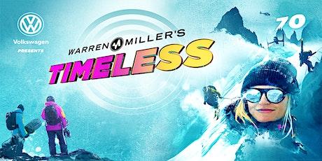 Newcastle: Warren Miller's Timeless presented by Volkswagen tickets