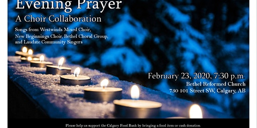 Evening Prayer - A Choir Collaboration
