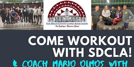 NP Fit Camp & San Diego County Latino Association  tickets