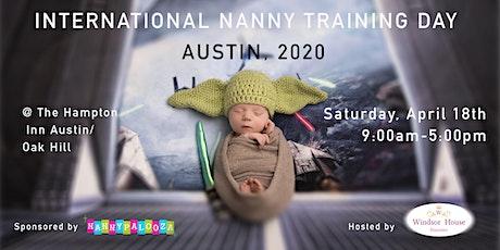 International Nanny Training Day in Austin tickets