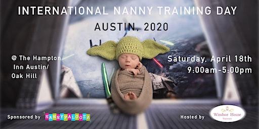 International Nanny Training Day in Austin