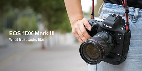Canon 1DX Mark III Launch Event with Mark Horsburgh tickets