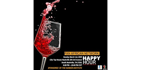 Happy Hour with the Harbor Institute & PAN tickets