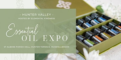 Hunter Valley Essential Oil Expo