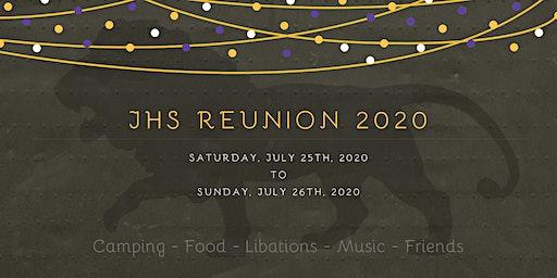 JHS Reunion 2020