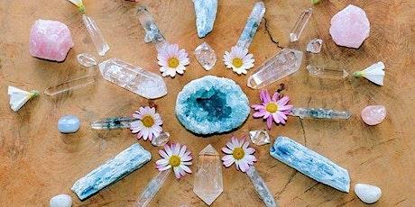 Crystal Healing - Certificate class  tickets