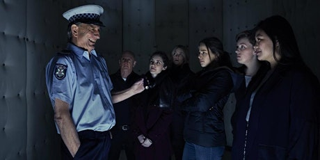 A Night in The Watch House Night Tour at Old Melbourne Gaol tickets