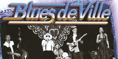 A Friday Evening Concert by Blues Deville - Blues, Swing & New Orleans