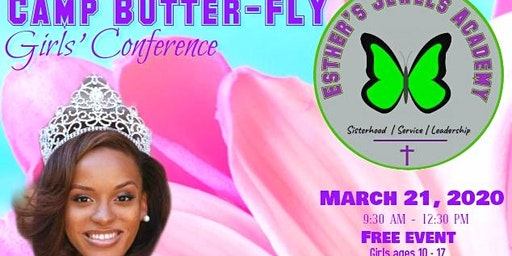 Camp Butter-FLY Girls' Conference