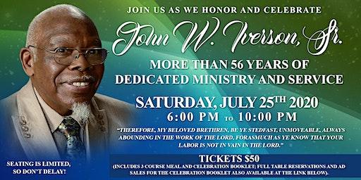 John Iverson Sr. Celebration