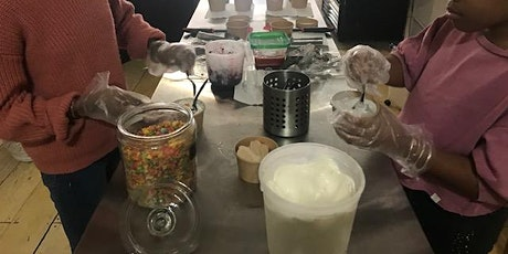 Tween Ice Cream Making Class (Ages 7 - 12) tickets