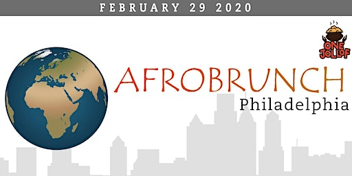 One Jollof - AfroBrunch Philadelphia