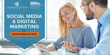 Paid Advertising on Facebook & Instagram For Business (Osborne Park) presented by Kasia McNaught tickets
