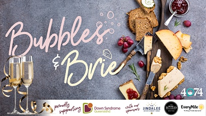Bubbles & Brie tickets