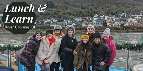 Lunch & Learn: River Cruising tickets