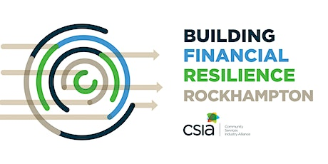 Building Financial Resilience Rockhampton tickets