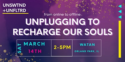 From Online to Offline: Unplugging to Recharge Our Souls