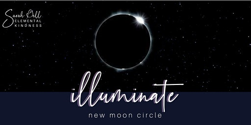 Illuminate New Moon Circle