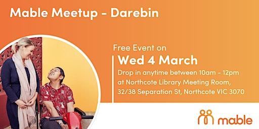 Mable Meetup - Darebin