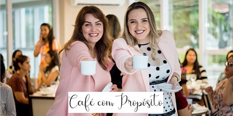 Café Com Propósito.  ingressos