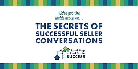 Secrets of Successful Seller Conversations tickets
