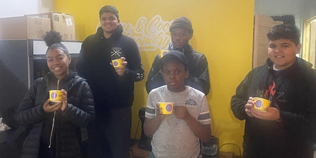 Teen Ice Cream Making (Ages 13 - 17) tickets