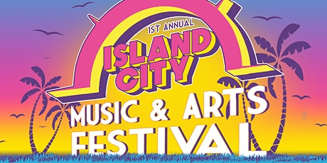 Island City Music & Arts Festival tickets