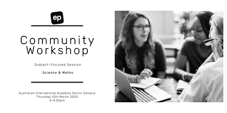 EP Community Workshop - Coburg tickets