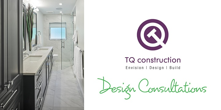 FREE Design Consultations with TQ Construction / Vancouver Fall Home Show image