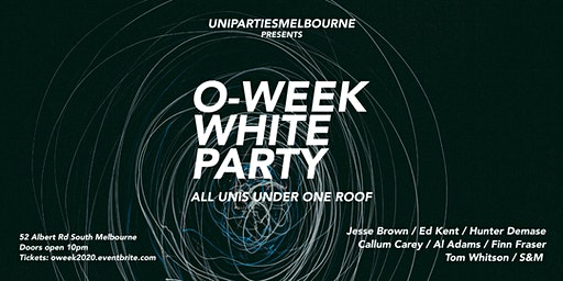 O WEEK WHITE PARTY