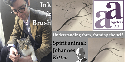Ink and Brush: Understanding form, forming the self