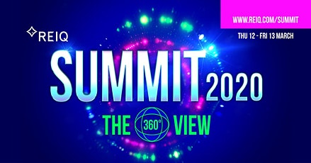 REIQ Summit 2020 tickets